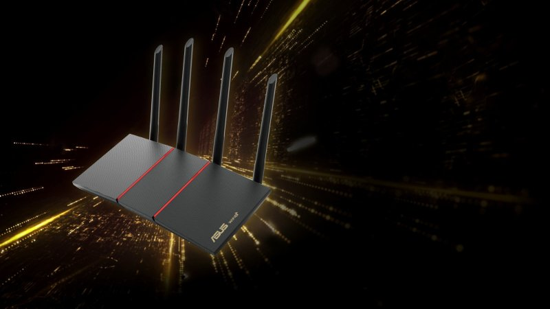 Asus RT-AC55 Wi Fi 6 Router
