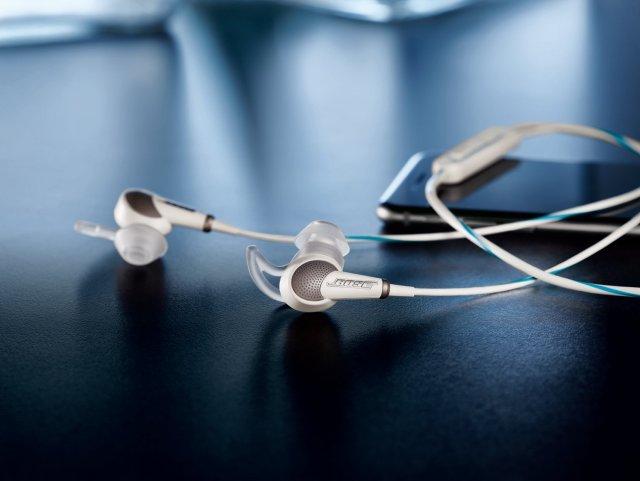 Bose Quietcomfort 20 Heaphones