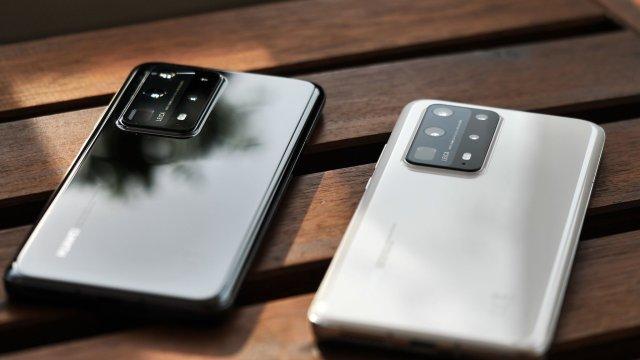 Huawei P40 Pro Plus 7 Android Central Alex Dobie