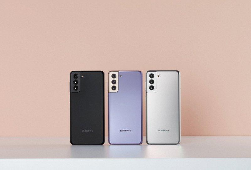 Galaxy S21 Plus Colors