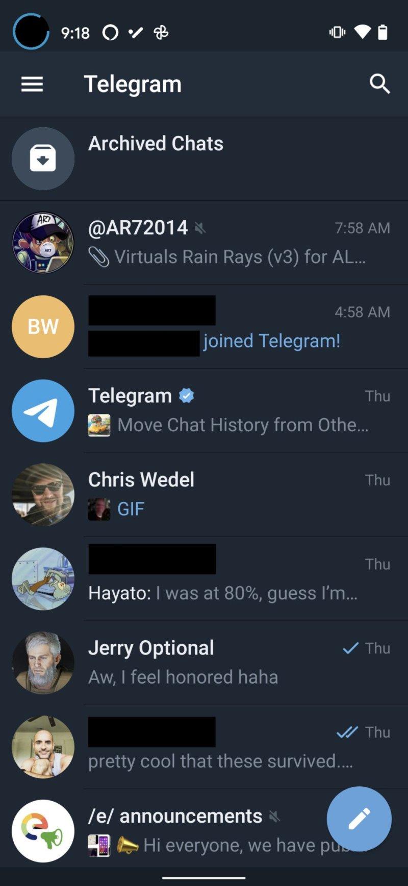 How To Delete Sent Telegram Message