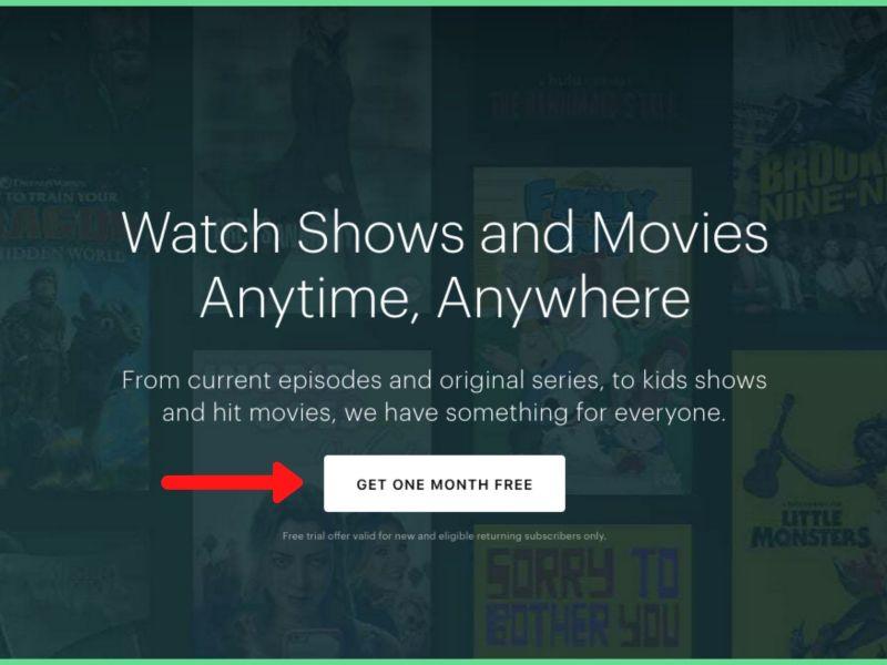 Hulu Free Trial Select