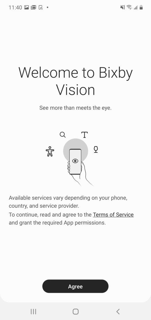 Samsung Camera Mode Bixby Ar Step 2