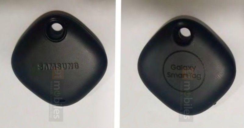 Samsung Galaxy SmartTag leak