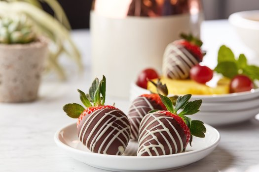 Edible Arrangements Chocloate Strawberry Lifestyle