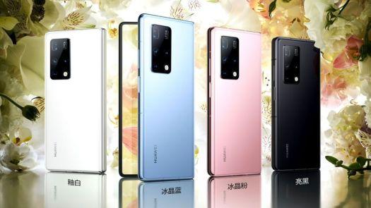 Huawei Mate X2  Colors