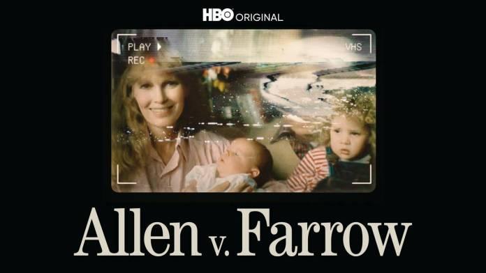 Allen V Farrow Hbo