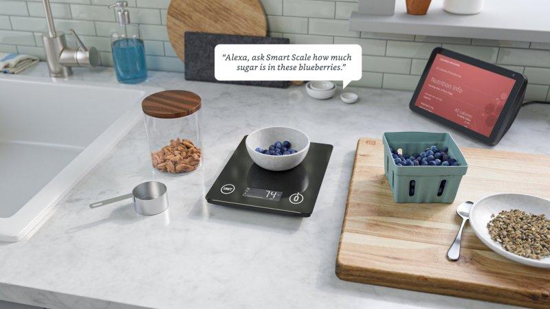 Amazon Build It Smart Scale Lifestyle