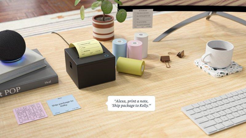 Amazon Build It Sticky Note Lifestyle