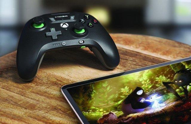 PowerA MOGA XP5-X Plus Tablet Lifestyle