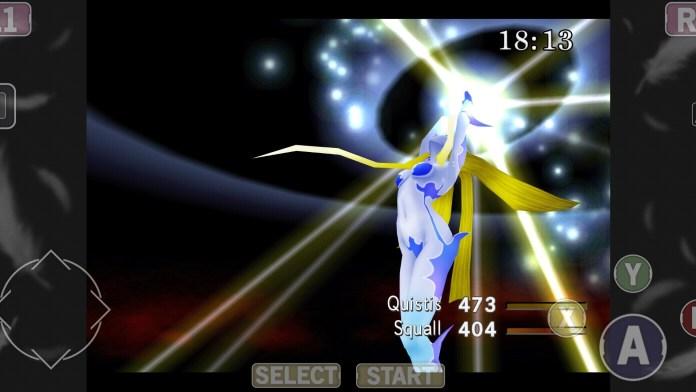 Final Fantasy VIII Shiva