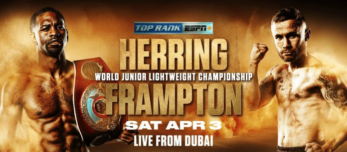 Jamel Herring vs Carl Frampton live stream: How to watch the boxing title  fight online from anywhere   Android Central