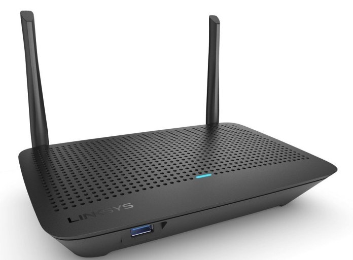 Linksys MR6350 angle