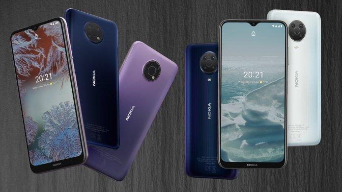 Nokia G10 G