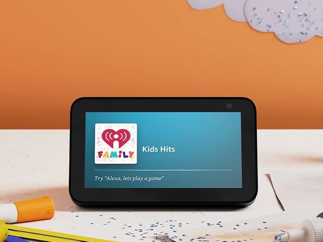 Amazon Echo Show 5 Kids Amazon Kids Plus Subscription
