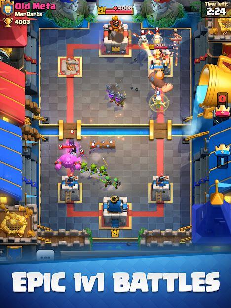 Clash Royale Gameplay