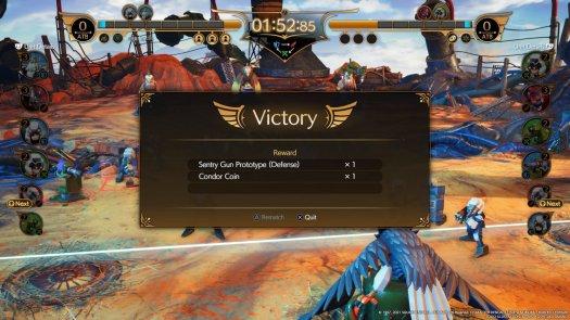 Final Fantasy 7 Remake Intermission Fort Condor