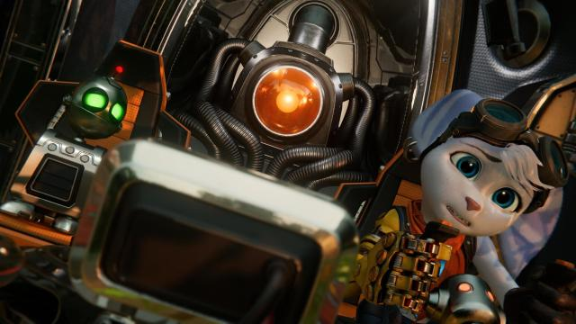 Ratchet And Clank Rift Apart Rivet With Clank