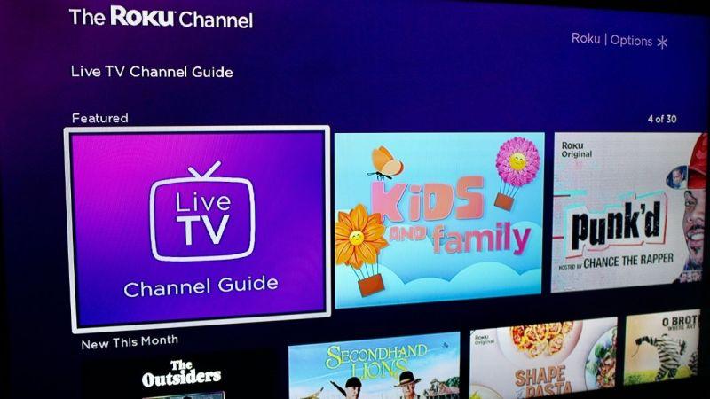 Roku Channel Tv
