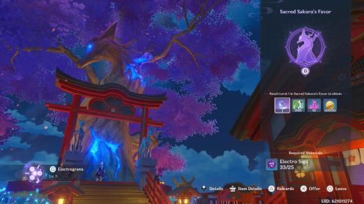 Genshin Impact Grand Narukami Shrine