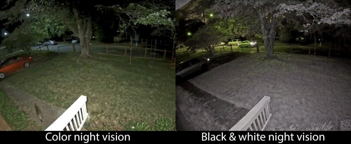 Ring Floodlight Cam Wired Pro App Night Vision Compare