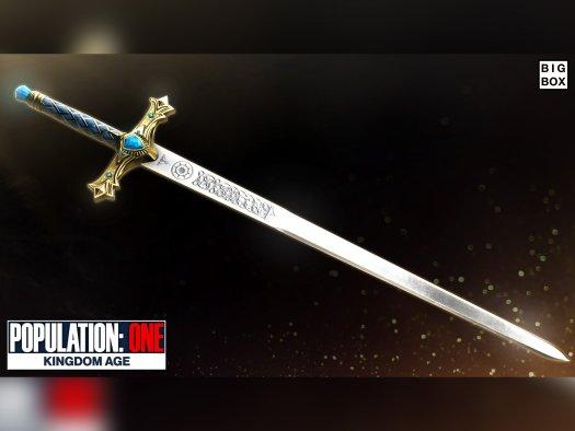 Population One Season 3 Sword Official