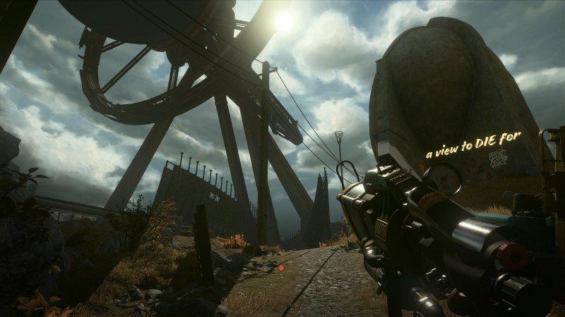 Deathloop Screenshot View