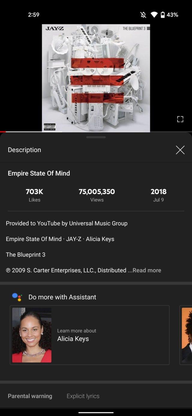 Google Assistant Youtube Integration 925
