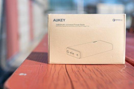 Aukey 26800 Battery Pack Box