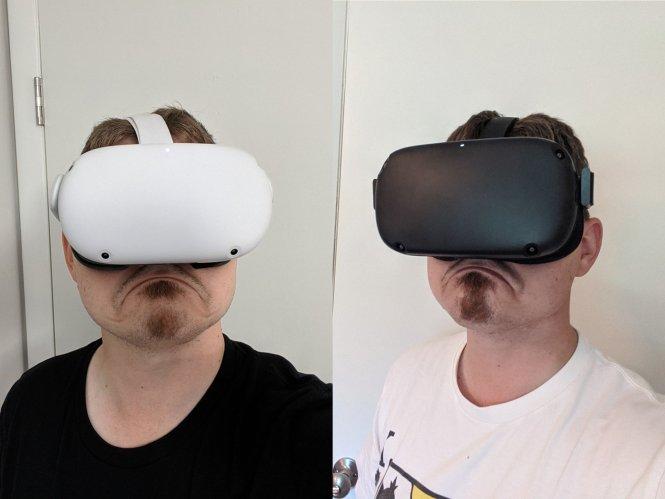 Oculus Quest And Quest 2 Sadface