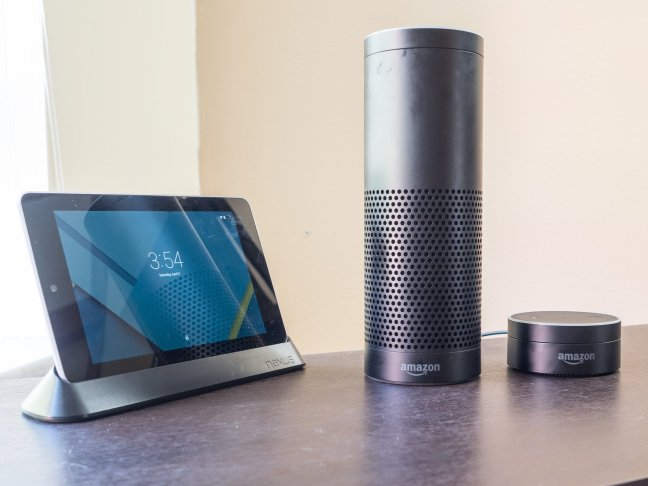 amazon-echo-dot-5 Google Home vs Amazon Echo: The battle to control your home Android