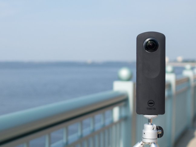 ricoh-theta-s-review-13 Best 360-degree Cameras Android