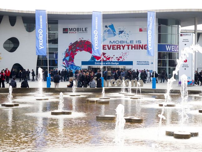 mwc2016-fira-barcelona-fountains Samsung Galaxy S8 rumor roundup Android