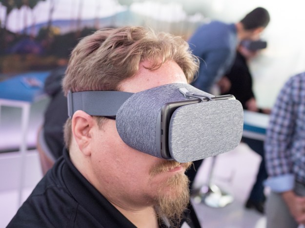 Your white Pixel phone isnt going to be great in Daydream View