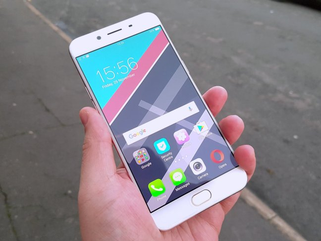 oppo-r9s-front-1 Oppo R9s review: An important step forward Android