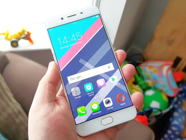 oppo-r9s-front-4 Oppo R9s review: An important step forward Android