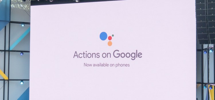 Actions are coming to Google Assistant on phones