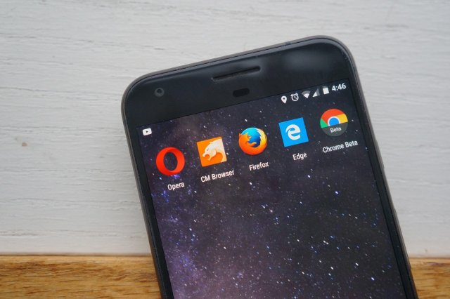 Chrome browser alternatives on Android