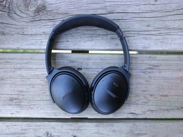 Bose QC35 II headphone