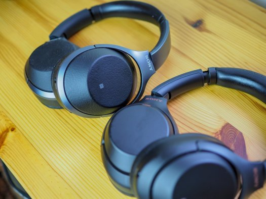 Sony WH1000XM3 and WH1000XM2