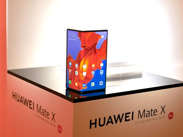 Huawei Mate X delayed once more, will now arrive in November