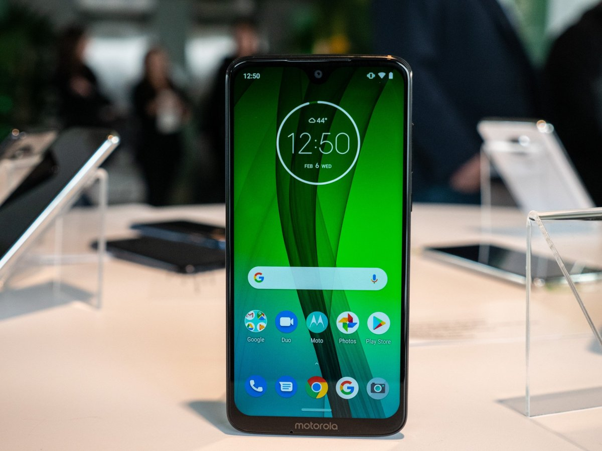 The Moto G7 is nice, but the Nokia 7.1 is worth spending $50 more