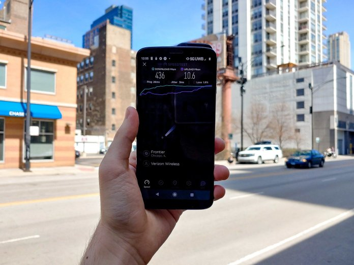 Will Pixel four work with 5G NR?