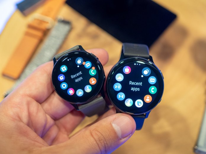 What Size Galaxy Watch Active 2 Should You Buy 40mm Or 44mm Android Central