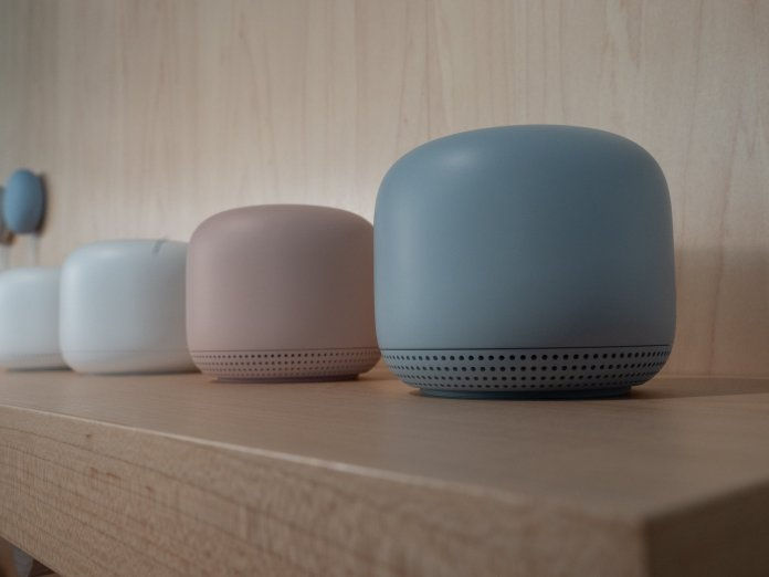 The Nest Wifi is a boring product with some good concepts