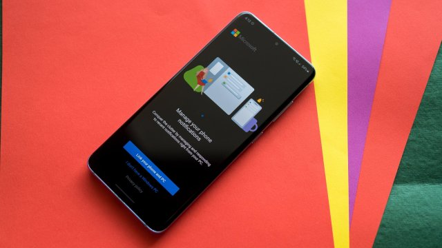 How to use Link to Windows on your Galaxy S20