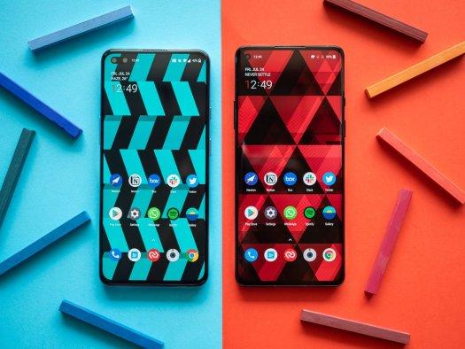 OnePlus Nord vs. OnePlus 8