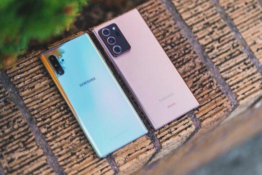 Samsung Galaxy Note 20 Ultra vs. Galaxy Note 10+