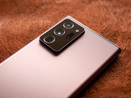 Samsung Galaxy Note 20 Ultra camera module