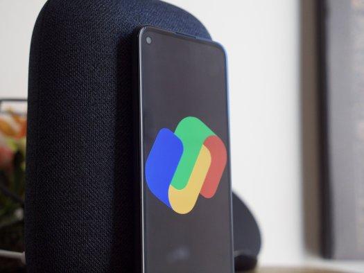 Google Pay 2020 logo